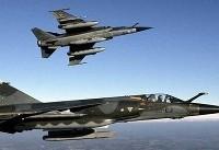 دفع حملات جنگندههای صهیونیستی توسط سوریه