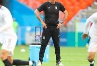 موضع فدراسیون فوتبال در مورد همکاری با کیروش/شخص دیگری مطرح نیست او به کارش ادامه می دهد