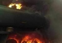 سخنگوی اورژانس کشور از ورود یک دستگاه خودروی حامل سیلندر گاز به مغازه سوپرمارکت خبرداد