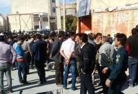 درگیری با پلیس در کازرون/ یک نفر کشته شد