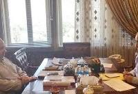 جلسه تاج و سلطانیفر درباره جامملتها و بازیهای آسیایی