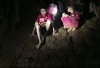 Trauma fears cloud upbeat picture of Thai boys rescued from cave