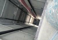 ۹ مصدوم در پی سقوط  آسانسور در پاساژ علاءالدین