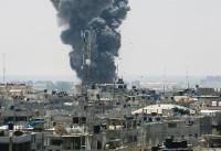 Israeli strikes pound Gaza after bloody border protest