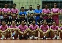 پیروزی تیم والیبال ایران مقابل چین/ انتقام از مدافع عنوان قهرمانی