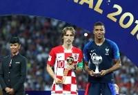 بهترین بازیکن، پدیده و بهترین دروازهبان جام مشخص شدند