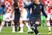 فرانسه دو - کرواسی یک