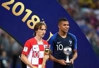 برترین های جام جهانی معرفی شدند ؛ مودریچ برترین بازیکن جام بیست و یکم