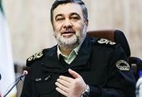 ۳۰ میلیون ایرانی سال گذشته به کلانتریها مراجعه کردند