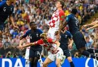 مانژوکیچ زننده نخستین گل به خودی فینالهای جام جهانی