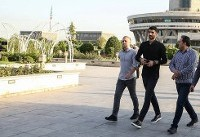 «بیرانوند» فینال جام جهانی را کجا دید؟ +عکس