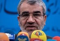 دلایل رد صلاحیت احمدینژاد را به موقع اعلام میکنیم/ حضور بانوان در ورزشگاه اشکالی ندارد