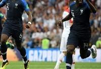فاش شدن صحبتهای جنجالی «پوگبا» پیش از بازی مقابل آرژانتین