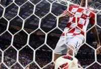 فرانسه چهار - کرواسی دو/ خروسها شطرنجیها را در هم کوبیدند