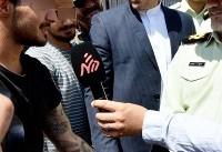 دستگیری ۲۳۸ اوباشگر تهران
