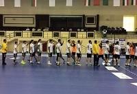 هندبال قهرمانی جوانان آسیا؛ پیروزی ایران برابر هند در گام نخست