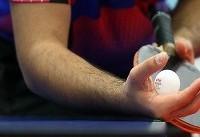 مدال برنز جوانان تنیسروی میز ایران قطعی شد