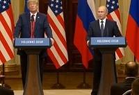 ترامپ: باید جاه طلبی های هسته ای ایران را متوقف کنیم