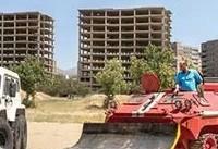 حمله به بحران با تانک دوزیست