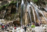 فرماندار سپیدان: مسیر آبشار مارگون باز شد/ هدف کار عمرانی بود