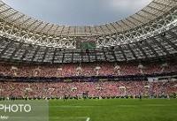 ویدئو / ۱۰۰ عکس منتخب ایسنا از جام جهانی روسیه