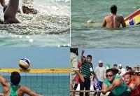 جشنی برای ورزش های آبی در چالوس برگزار میشود