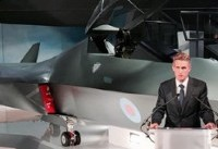 انگلیس از جنگنده نسل ششم خود و رقیب «اف-۳۵» رونمایی کرد