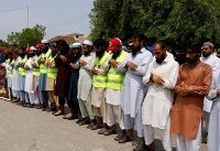 Fears of more violence in Pakistan election after bomber kills 130