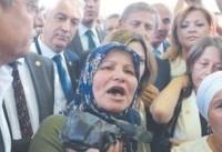 حمله پلیس ترکیه به مادران معترض با گاز اشک آور