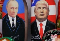 Trump and Putin: the odd couple
