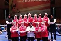 تیم ملی والیبال نشسته بانوان ایران به جمع هشت تیم راه پیدا نکرد