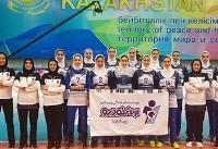 والیبال بانوان جام باشگاههای آسیا؛ پیکان مغلوب نماینده اندونزی شدند