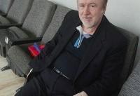 مدیرعامل باشگاه استقلال به سوگ نشست