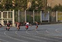 فارس بر سکوی اول مسابقات دو و میدانی قهرمانی کشور پیوند اعضا قرار گرفت