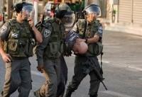 رژیم صهیونیستی ۱۱ فلسطینی را دستگیر کرد