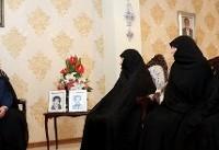 روحانی: در راه استقلال و آبادانی به دعای خیر خانواده شهداء نیازمندیم