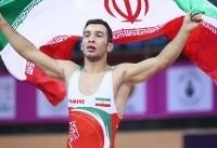 تمجید اتحادیه جهانی کشتی از قهرمانی مقتدرانه فرنگیکاران ایران در آسیا