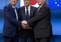 توافق اتحادیه اروپا و ژاپن برای تجارت آزاد