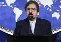 حمایت قاسمی از بیانیه شخصیت های سیاسی مسلمان برای توقف جنگ در یمن