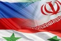 مسکو: حضور مستشاران ایرانی در سوریه به درخواست دمشق بوده است