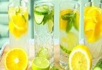 نوشیدنی&#۸۲۰۴;هایی برای پیشگیری از گرمازدگی