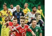 بازیکنانی که جام جهانی باعث تغییر باشگاه آنها می شود / نام ۲ ایرانی هم هست (عکس)