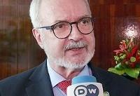 رئیس بانک سرمایهگذاری اروپا: نمیتوانیم با ایران همکاری کنیم