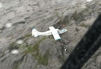 Report: Weather was deteriorating before Alaska plane crash