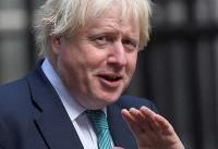 بوریس جانسون عملکرد ترزا می در پارلمان انگلیس را مورد انتقاد قرار داد