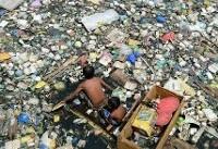 کشف یک میلیون تن ضایعات قاچاقی در چین