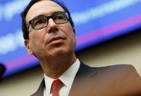 Mnuchin says U.S. to consider waivers on Iran sanctions
