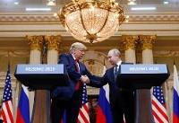 دونالد ترامپ می گوید به رئیس جمهوری روسیه درباره دخالتهای انتخاباتی ...