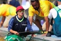 اعزام ۷ قایقران معلول به ازبکستان