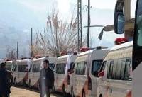 تخلیه دو روستای شیعه نشین در شمالغربی سوریه آغاز شد